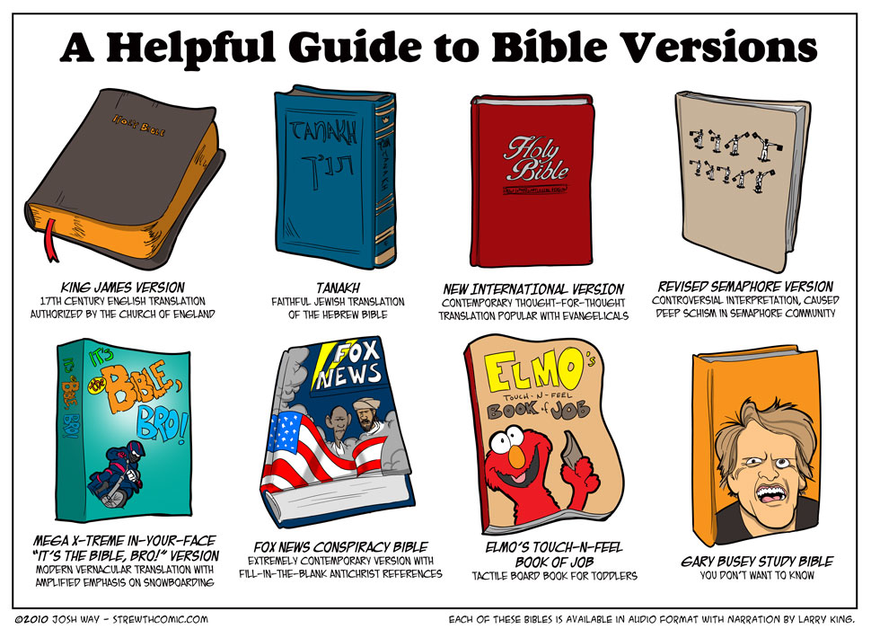 The Good Book and You