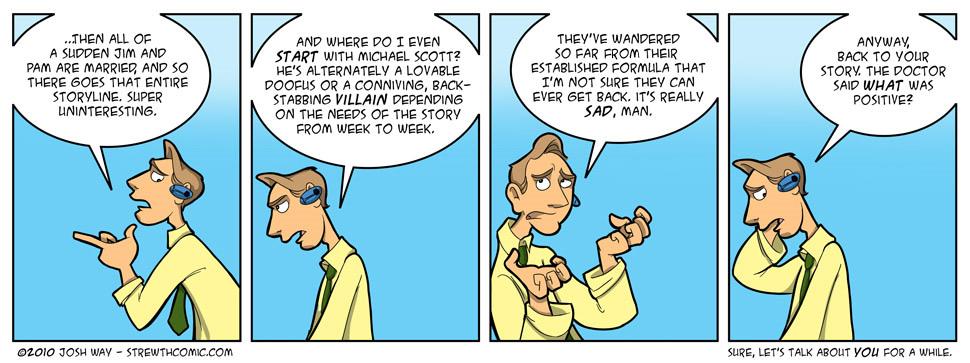 Office Grievances