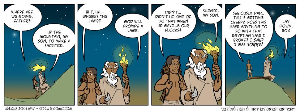 Genesis Chapter 22