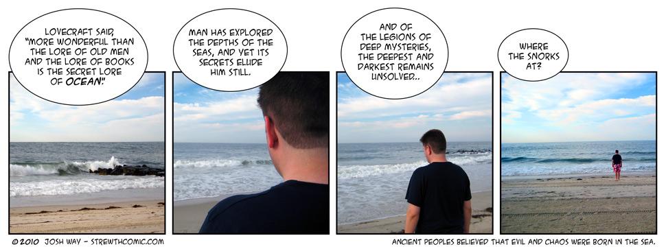 Deepish Thoughts