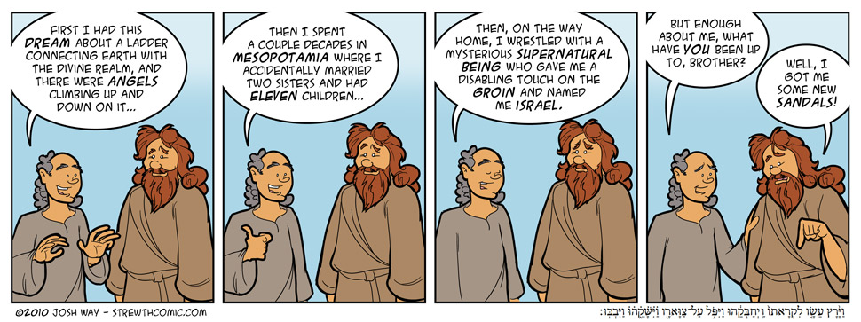 Genesis Chapter 33